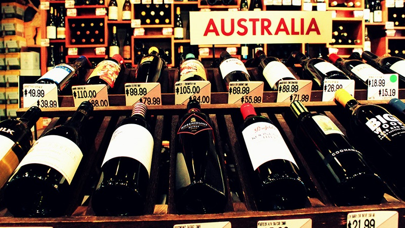 australia-wine-section