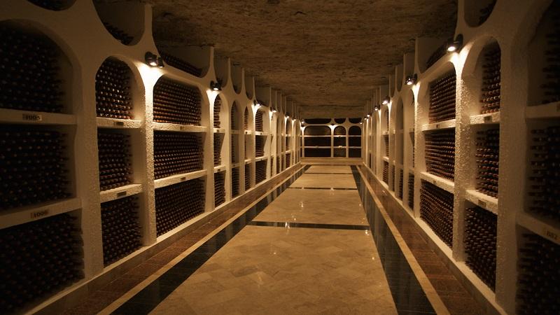 Cricova wine cellar