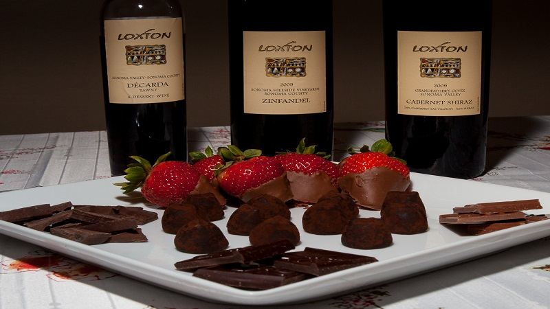 WildWineWoman-Loxton-Strawberries-Chocolate-Pairing