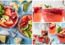 Вино, текила и свежо овошје за перфектна сангрија