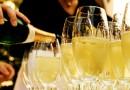 Идеален начин на послужување на пенливо вино