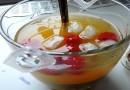 Ова лето, пробајте бело вино со леден чај од маракуја