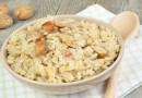 Пробајте рижото на италијански начин со печурки и вино