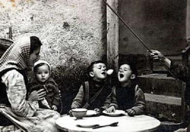 Виното во традиционалните ритуали за Прочка