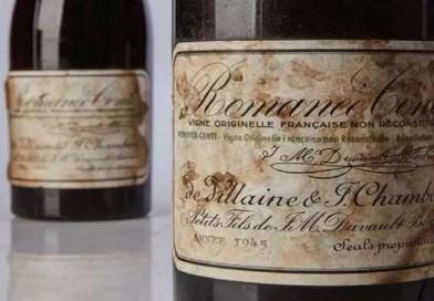 Шише вино од 1945 продадено за рекордни 558000 долари