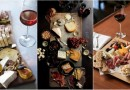 Вино и даски со мезиња