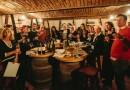 Словенските вина ги носат туристите на село