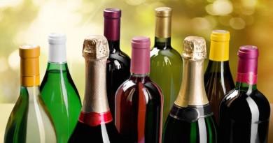 Wine Bottle, Alcohol, Bottle.
