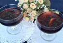 Пробајте ароматичен пунч од црвено вино со портокал