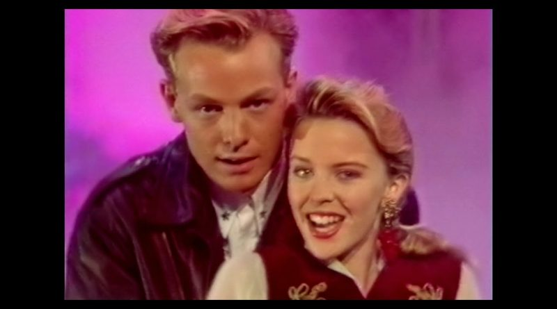 Kylie Minogue and Jason Donovan – Especially For You